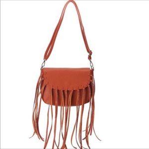 Handbags - Boho Fringe Crossbody
